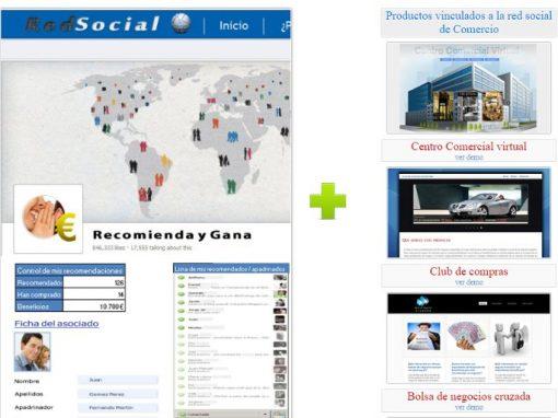 Red Social de Comercio